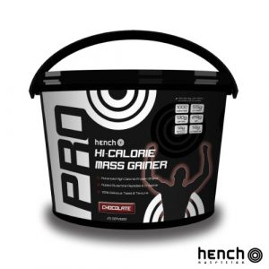 Hench Nutrition Hi-Calorie Mass Gainer