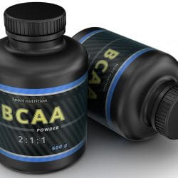 BCAA supplements - branched-chain amino acids