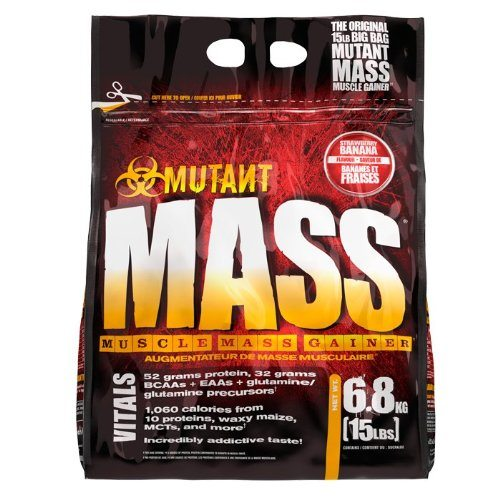 PVL Mutant Mass 6.8kg - Chocolate Peanut