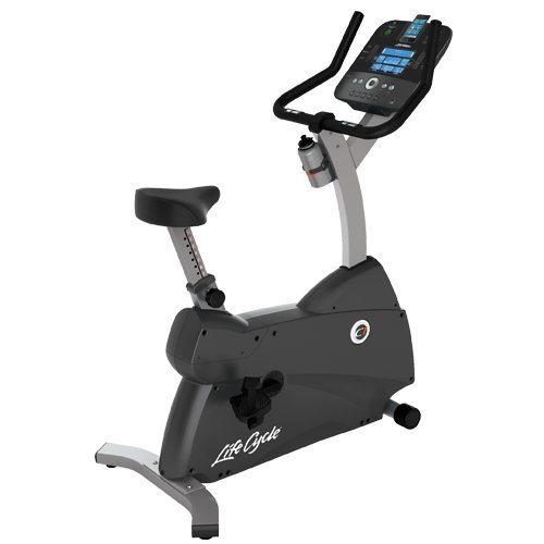 Life Fitness C1 Track Plus Exercise Bike