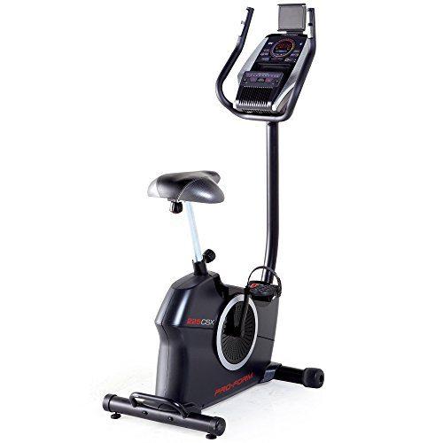 ProForm 225 CSX Upright Bike Indoor Gym