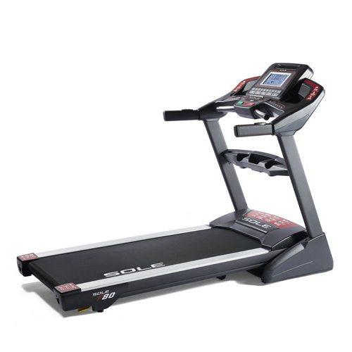 Sole F80 treadmill 2017