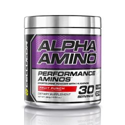 Cellucor Alpha Amino - 366g - Fruit Punch
