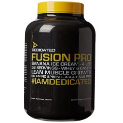 Dedicated Fusion Pro - 1.79kg - Banana Ice Cream