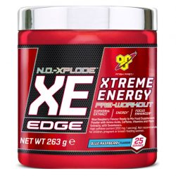 BSN NO Xplode XE Edge - 263g - Blue Raspberry