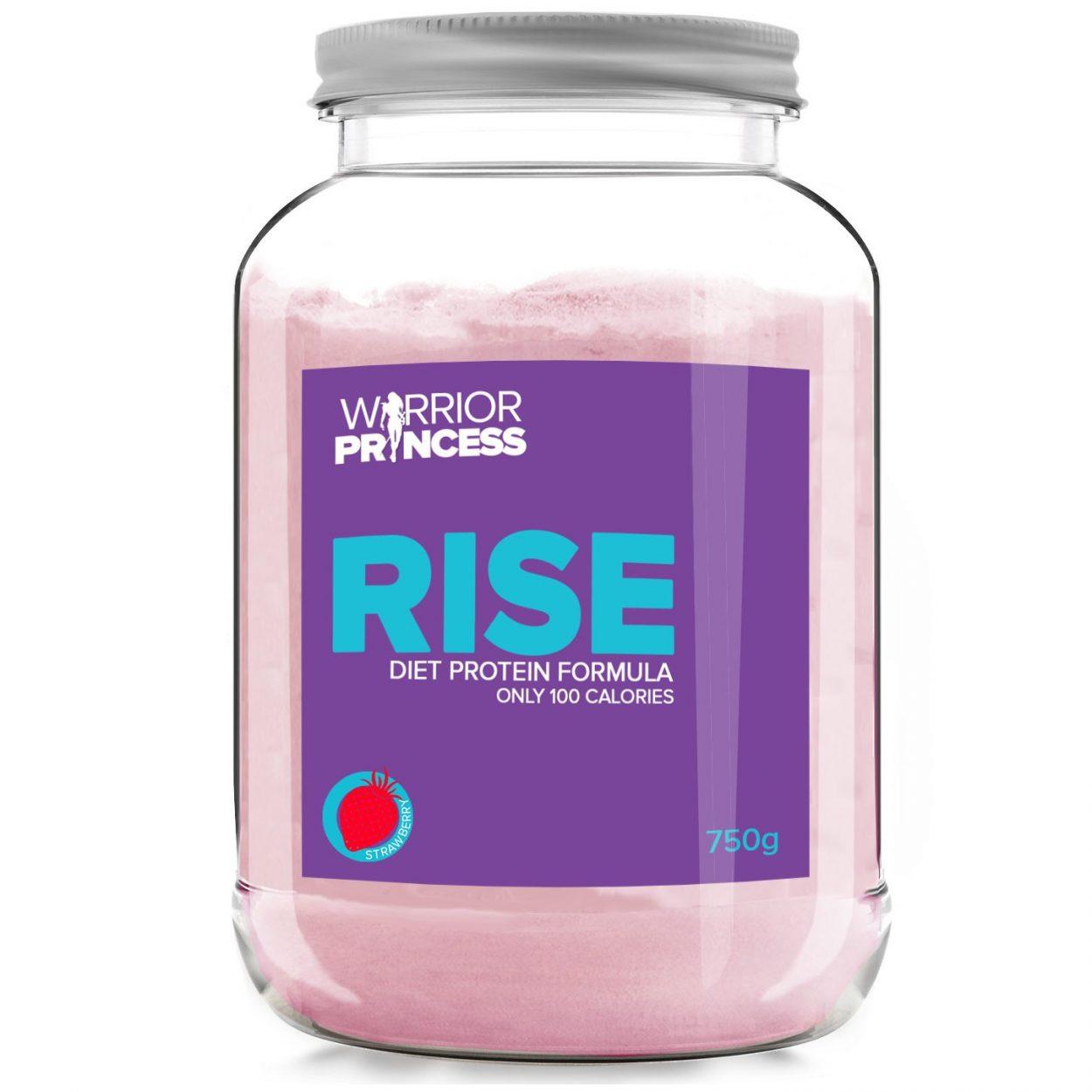Warrior Princess Rise Diet Whey Protein Formula