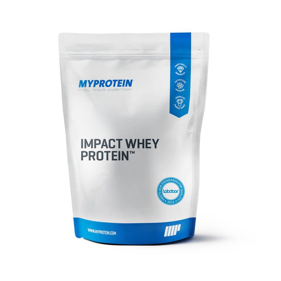 Myprotein Impact Whey Protein - Banana - 5kg