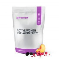 Myprotein Active Women Pre-Workout - Apple & Pear - 1kg