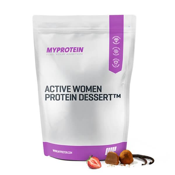 Myprotein Active Women Low Calorie Dessert - Chocolate Truffle - 500g