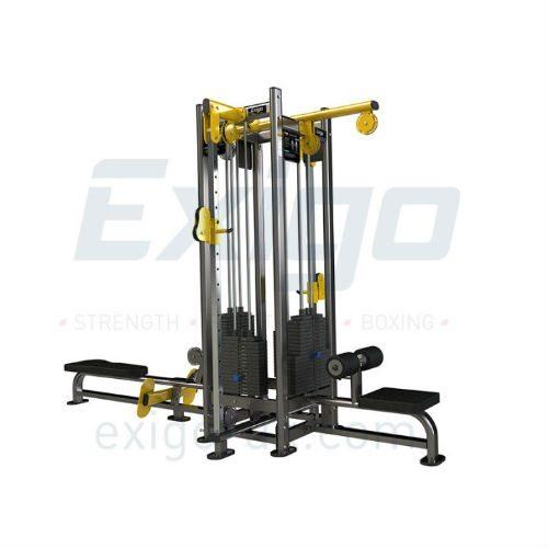 Exigo 4 Station Jungle Gym