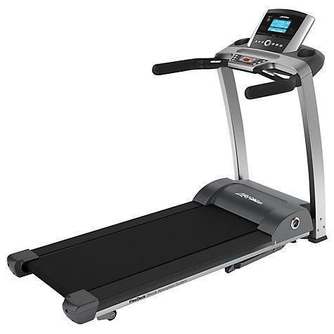 Life Fitness F3 Folding Treadmill with Go Console
