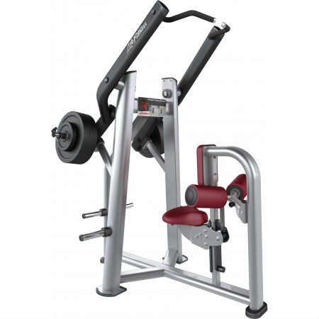 Life Fitness Signature Plate Loaded Front Pulldown