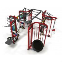Life Fitness Synrgy 360XL Mix Package