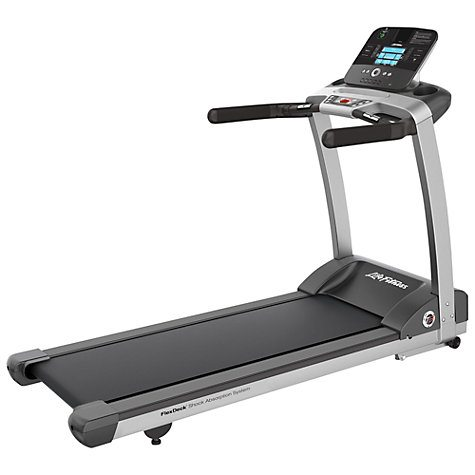 Life Fitness T3 Treadmill Track Plus Console