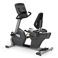 Matrix R5x Recumbent Cycle