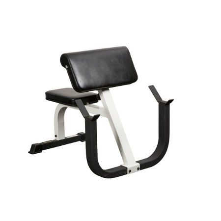 York FTS Seated Preacher Curl