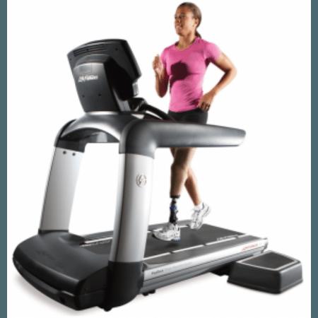 Life Fitness IFI Treadmill