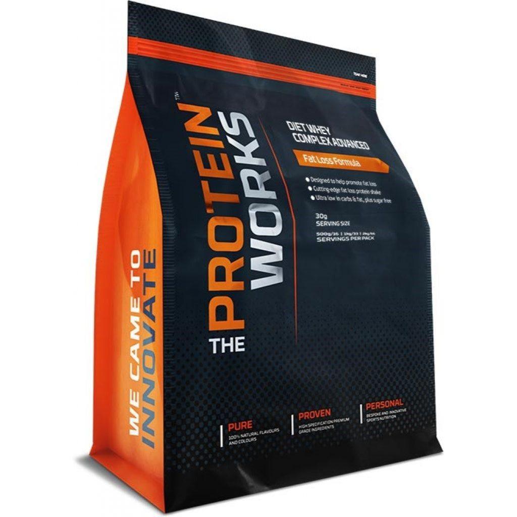 The Protein Works Diet Whey Complex Advanced - 500g - Vanilla