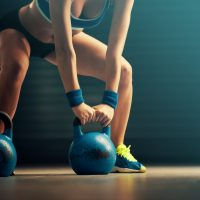 Single Kettlebell Workout