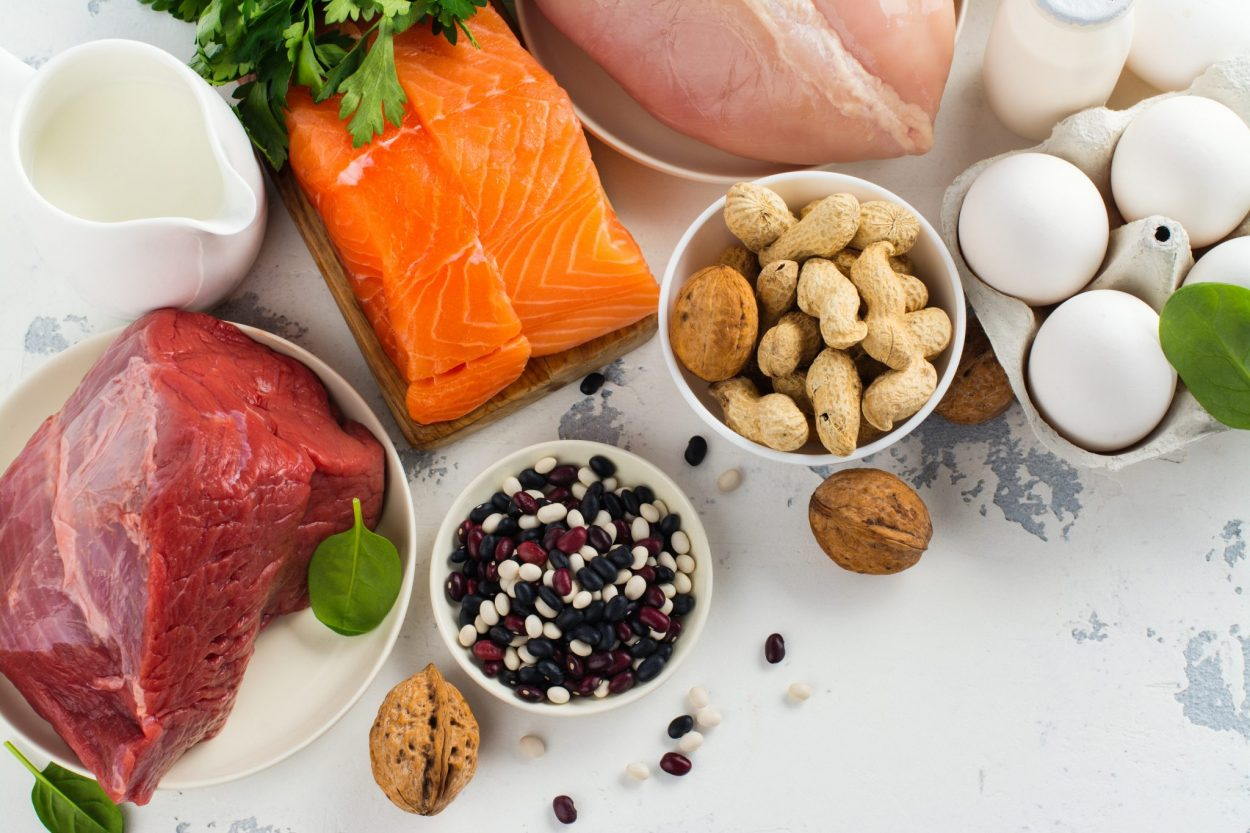 High protein for a cutting diet | Fitness Savvy