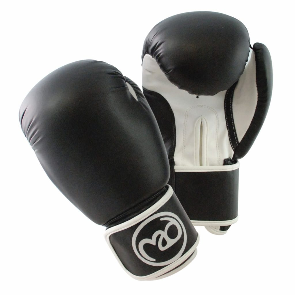 Evo Fitness Boxing Gloves Review: Boxing-Mad Leather Pro Sparring Gloves 14oz