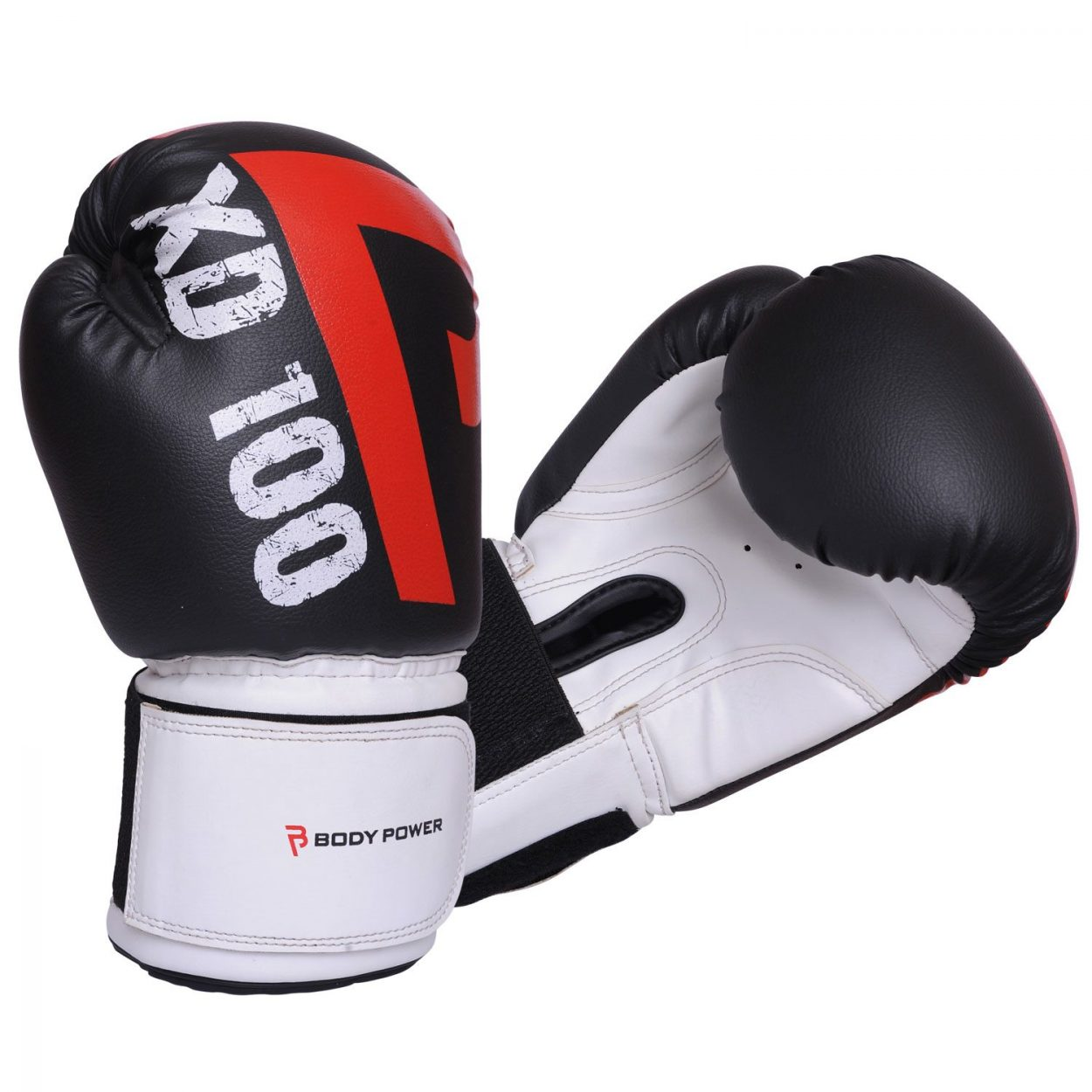 Xd Fitness Equipment: Body Power XD100 PU Sparring Gloves