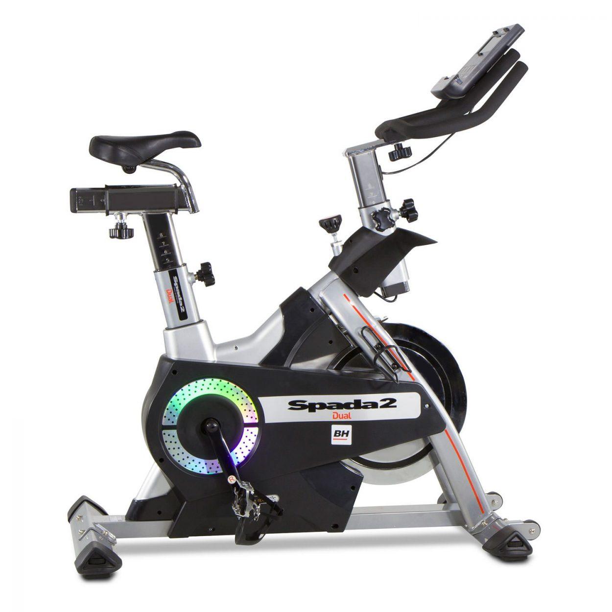 BH Fitness Spada Dual 2 Indoor Cycle