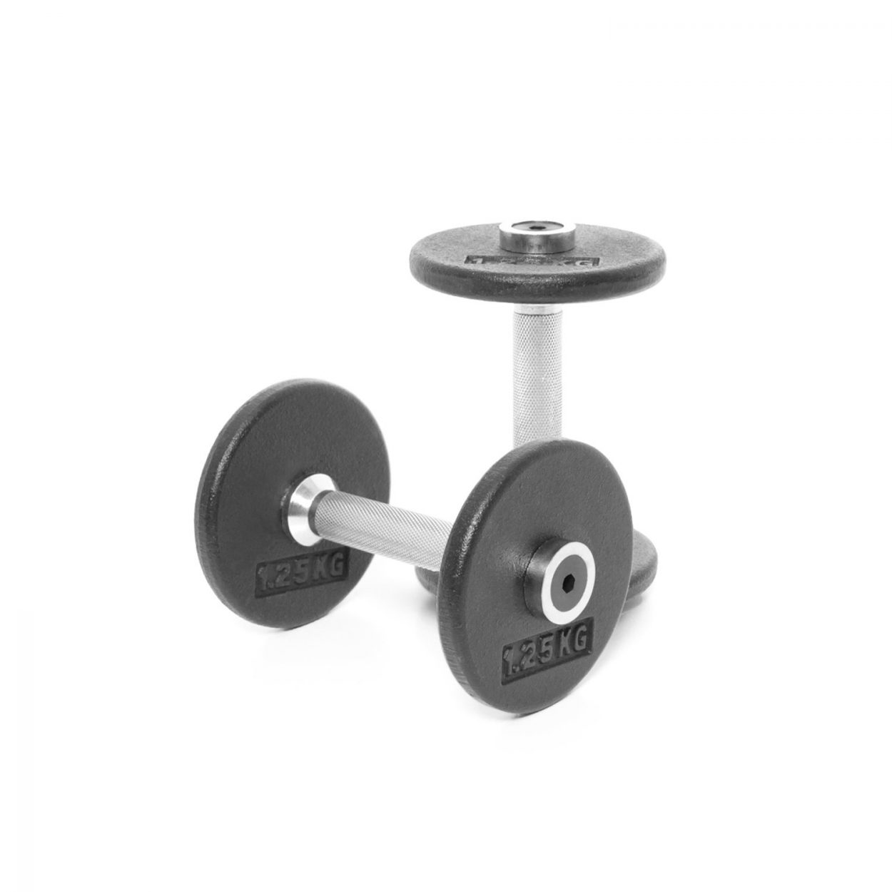 Body Power Pro-style Dumbbells 2.5kg (x2)