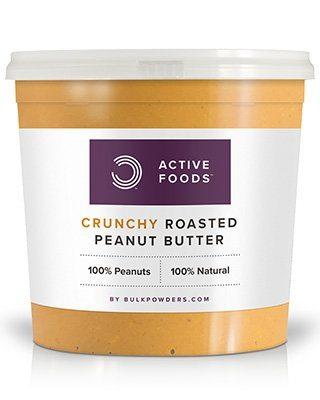 Bulk Powders Peanut Butter Smooth - 1kg