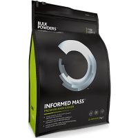 Bulk Powders INFORMED MASS - 3kg