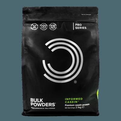 Bulk Powders INFORMED CASEIN - 2.1kg