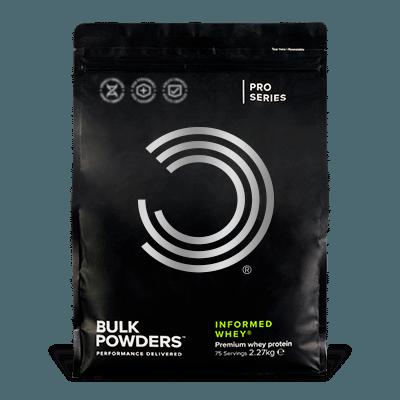 Bulk Powders INFORMED WHEY – 2.27kg