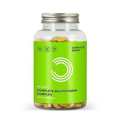 Bulk Powders Complete Multivitamin Complex – 270 Tablets