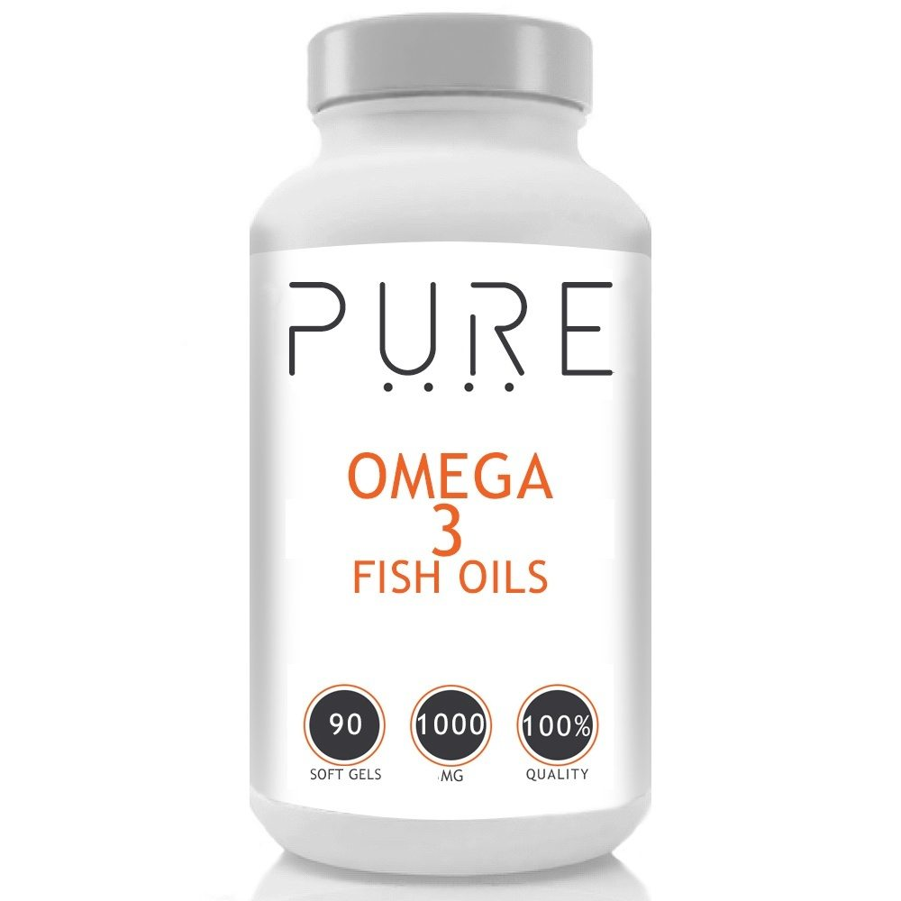 Bodybuilding warehouse pure omega 3 fish oil 90 softgels for Omega 3 fish oil weight loss