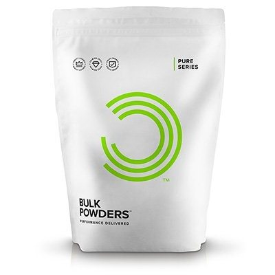 Bulk Powders Vegan BCAA Powder – Unflavoured – 500g