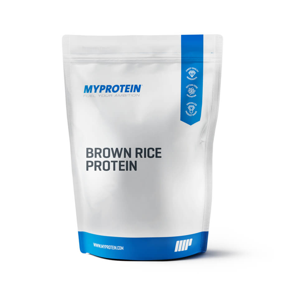 Myprotein Brown Rice Protein - Unflavoured - 2.5kg