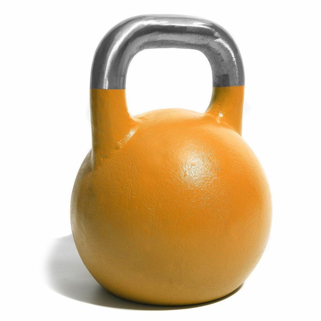 Jordan Competition Kettlebell 28kg Orange
