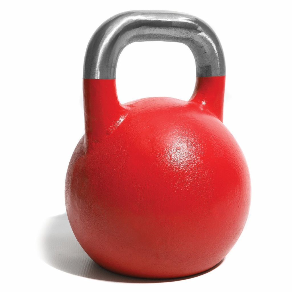 Jordan Competition Kettlebell 32kg Red