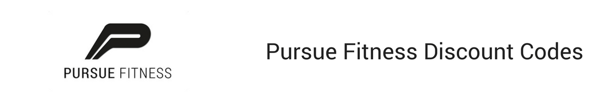 Pursue Fitness Discount Code