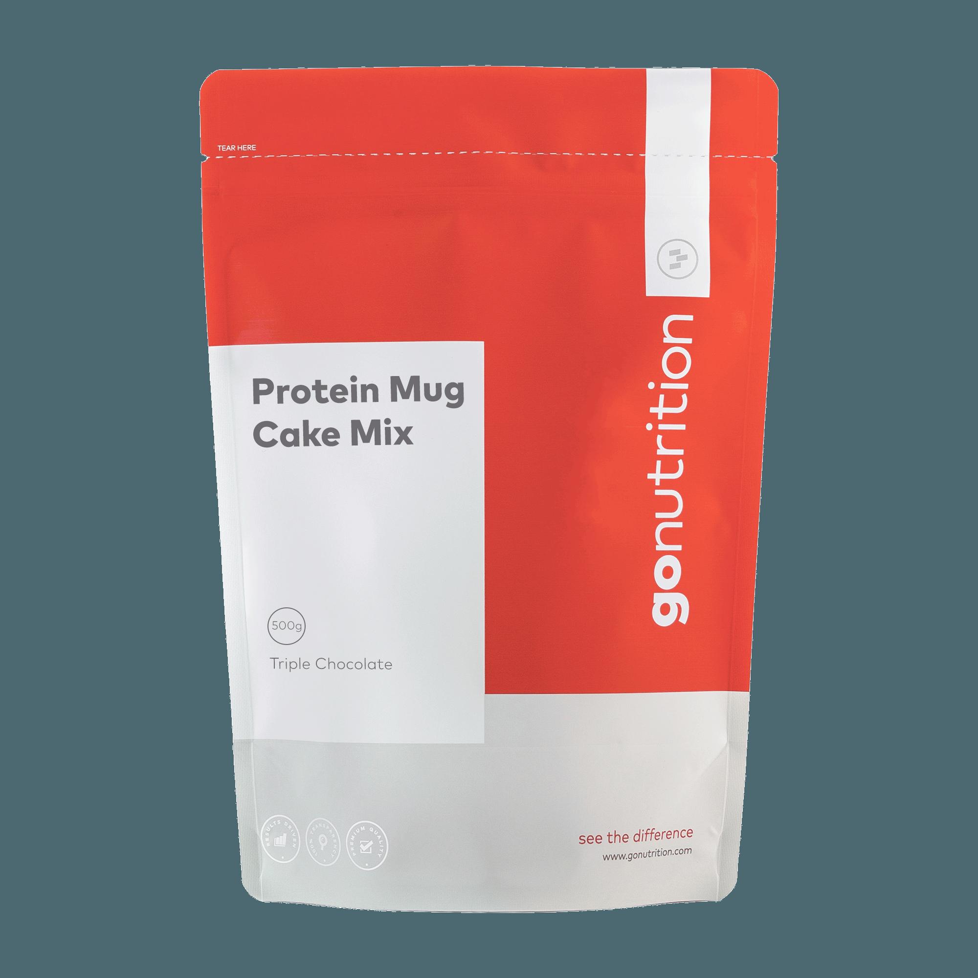 GoNutrition Protein Mug Cake Mix - 500g