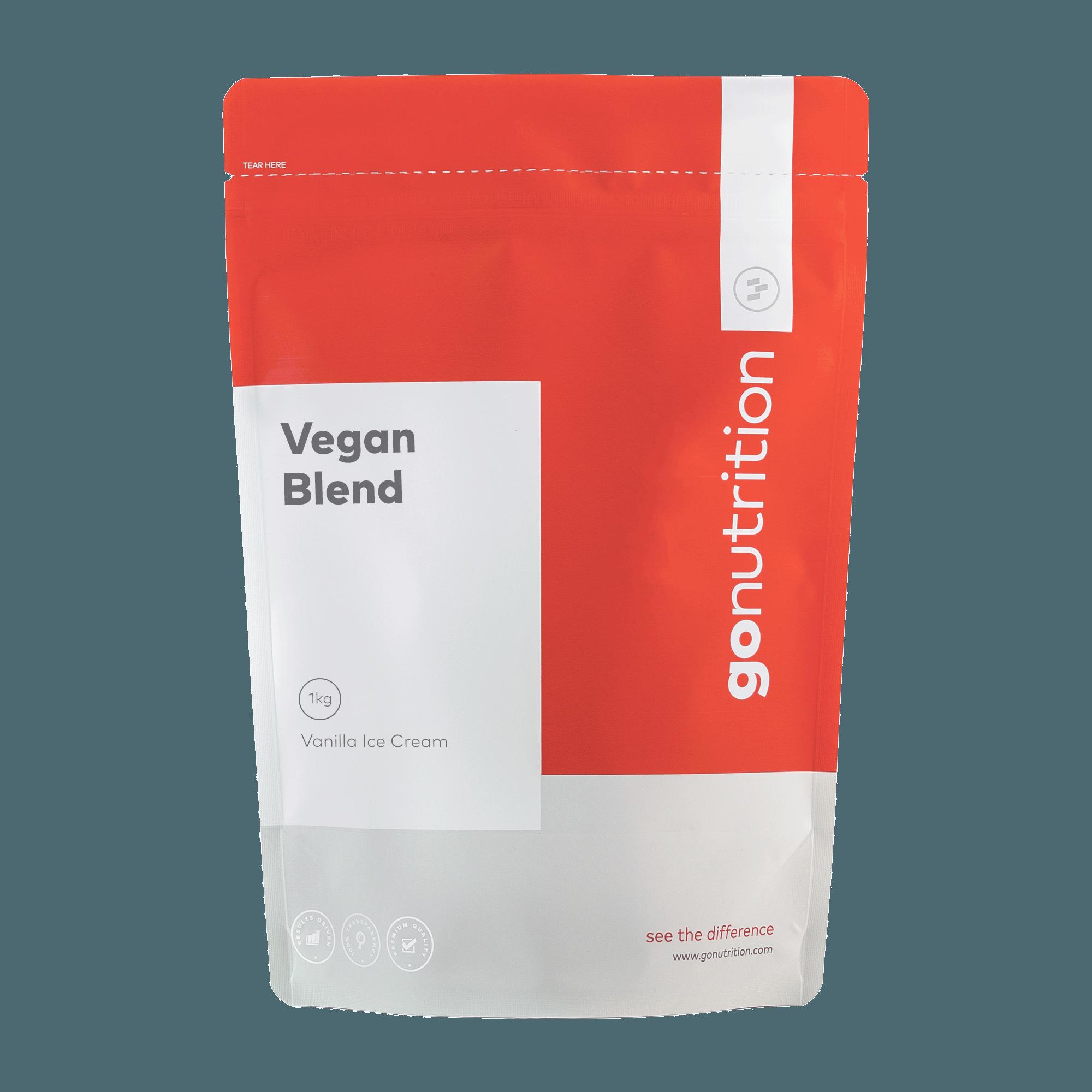 GoNutrition Vegan Blend - 500g