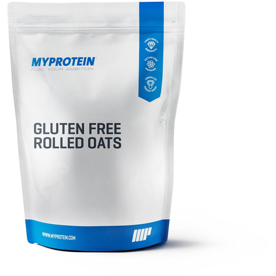 Myprotein Gluten Free Rolled Oats - Unflavoured - 5kg