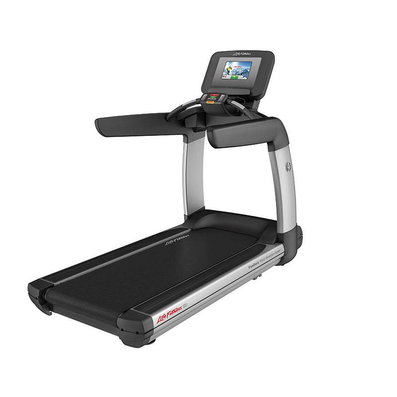 Life Fitness 95T Elevation Series Treadmill with Discover SI Console