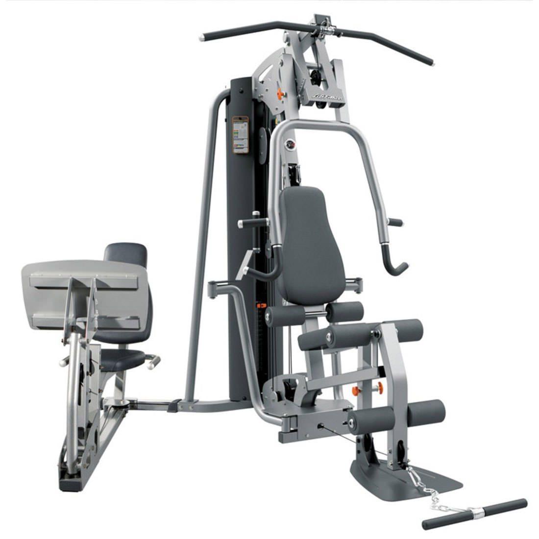 Life Fitness G4 Multi Gym with Leg Press