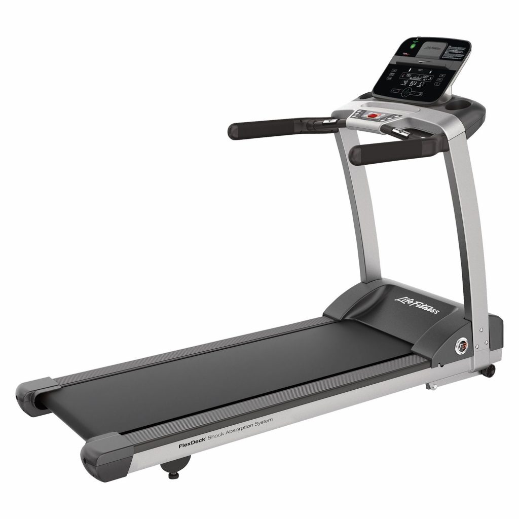 Life Fitness Treadmill Comparison: Life Fitness T3 Treadmill With Track Connect Console