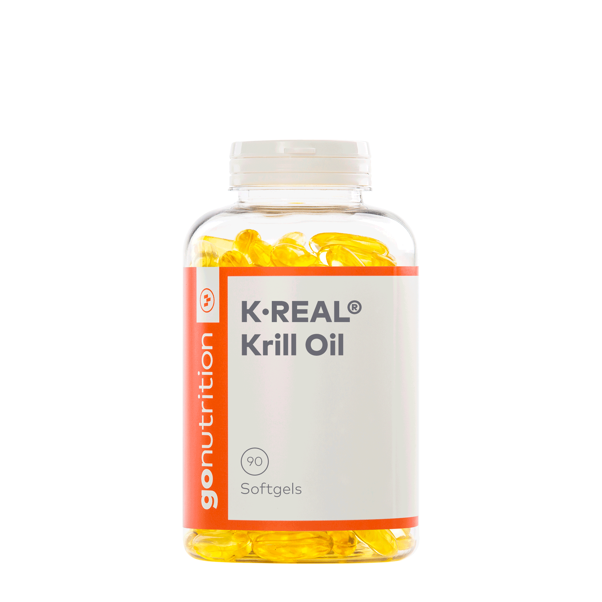 Gonutrition k real krill oil 90 softgels at fitness savvy for Fish oil pills for weight loss
