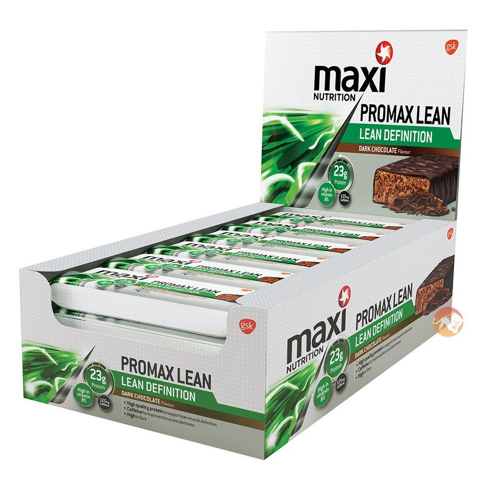 Promax Lean Dark Chocolate