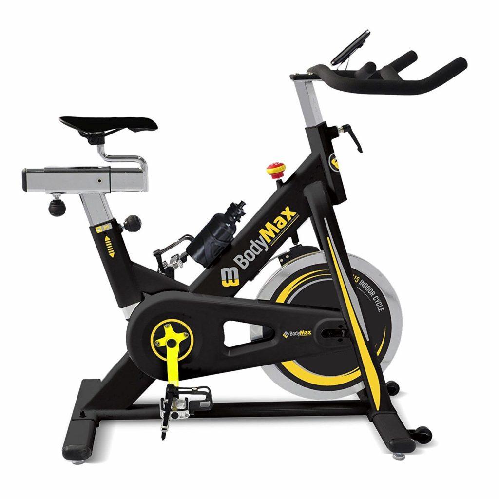 Bodymax B15 Exercise Bike – Black/White