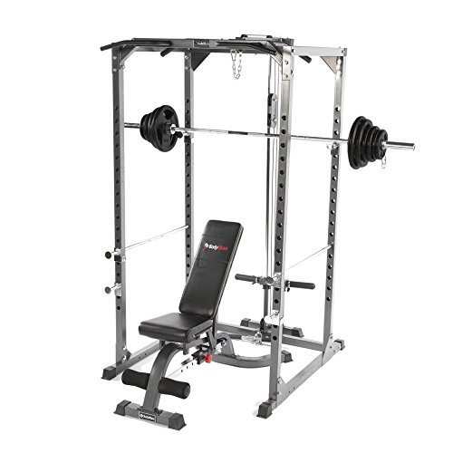 Bench and Squat Rack Packages
