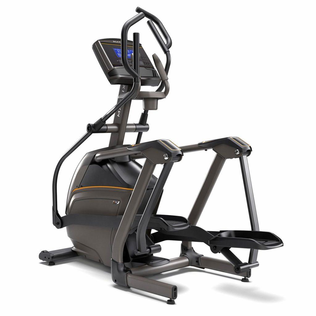 Matrix13 Home: Matrix Fitness Home E50 Elliptical Trainer With XR Console